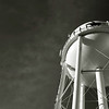 Water tower in Julesburg, CO